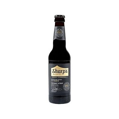 Sharps Adventure Series Coconut Stout 5.2% 330ml Image 1