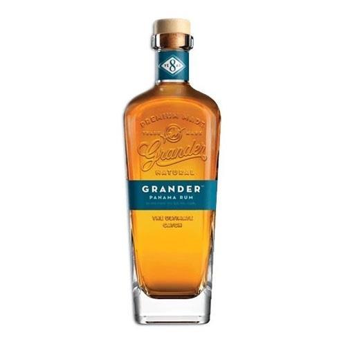Grander Rum 8 Year Old 40% 70cl Image 1