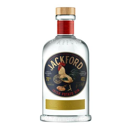 Jackford Gin 41% 70cl Image 1