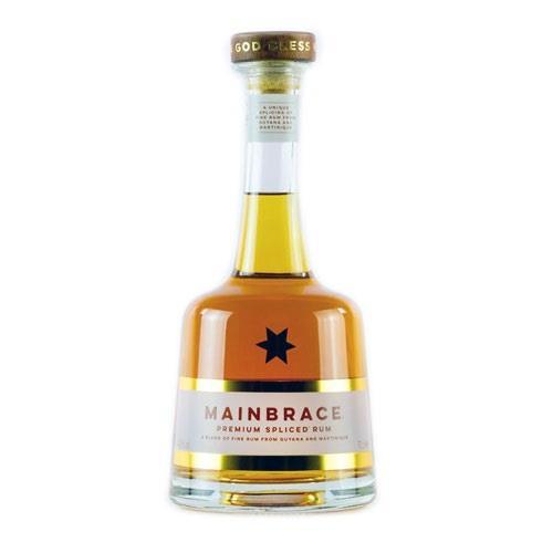 Mainbrace Premium Guyana & Martinique Rum 40% 70cl Image 1