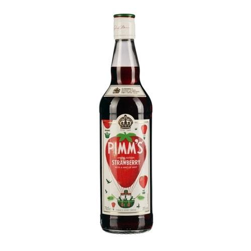 Pimms Strawberry & Mint 20% 70cl Image 1