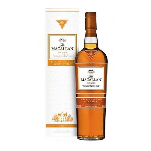Macallan 1824 Sienna 43% 70cl Image 1