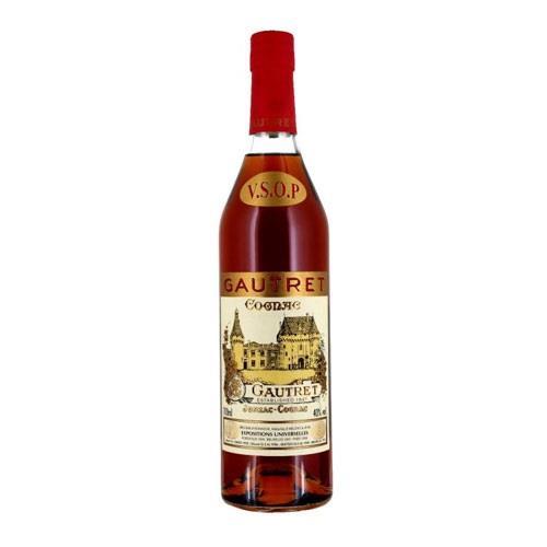 Gautret VSOP Cognac 70cl Image 1