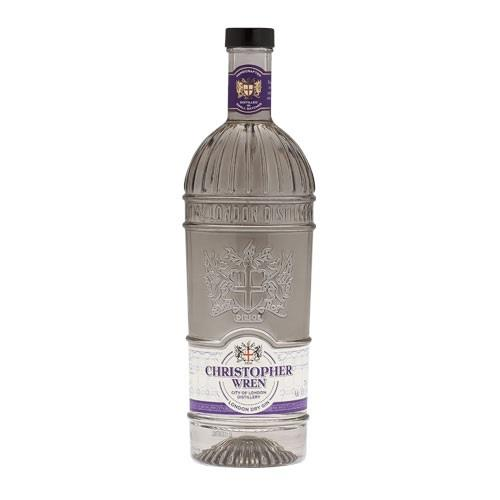 City of London Christopher Wren Gin 45.3% 70cl Image 1