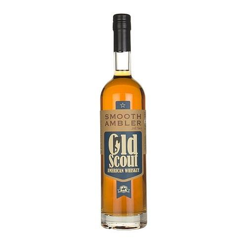 Smooth Ambler Old Scout American Blended Whiskey 70cl Image 1