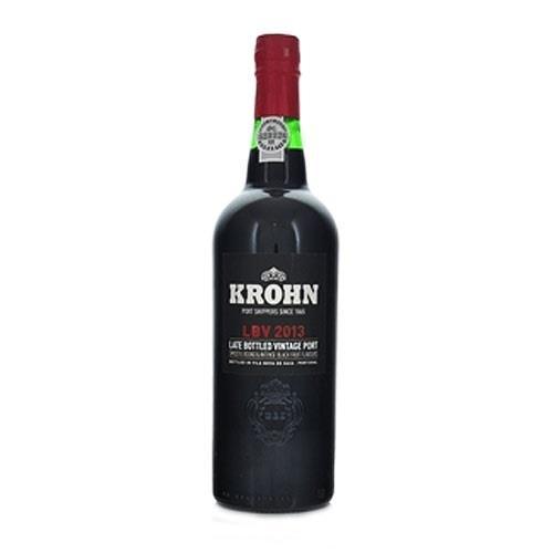 Krohn LBV 2015 Port 20% 75cl Image 1