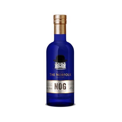 The Norfolk Selection Nog Cream Liqueur 50cl Image 1