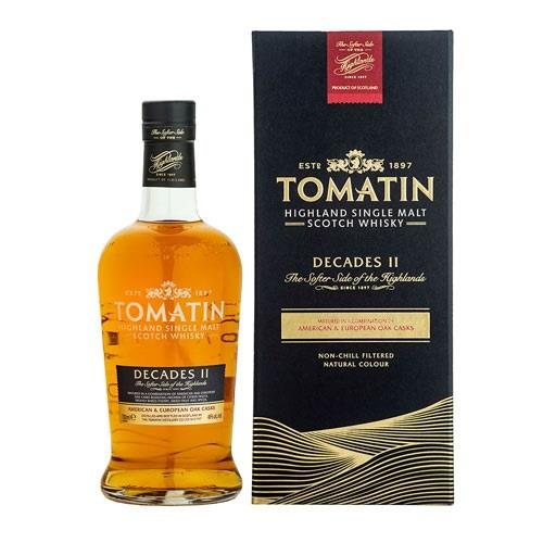 Tomatin Decades II 70cl Image 1