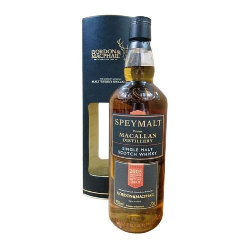 Speymalt Macallan 2005 Bottled 2019 70cl Image 1