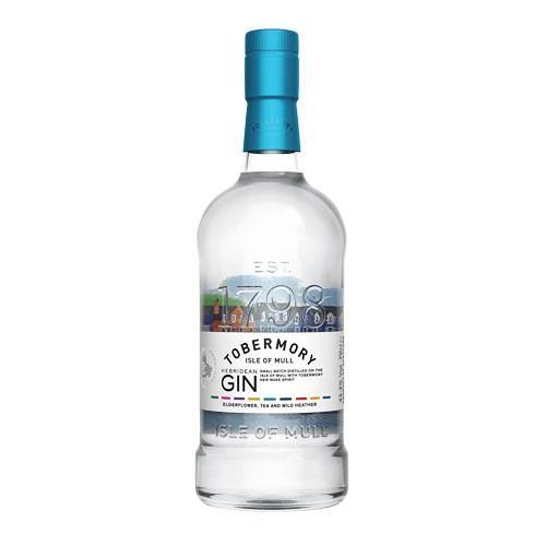 Tobermory Hebridean Gin 43.3% 70cl Image 1