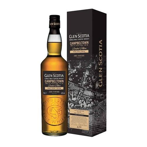 Glen Scotia Limited Edition Peated 2003 Image 1