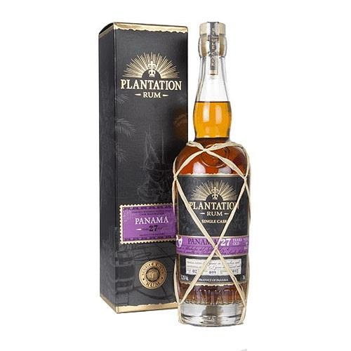 Plantation Single Cask Panama 27 years old Teelings Cask 51.1% 70cl Image 1
