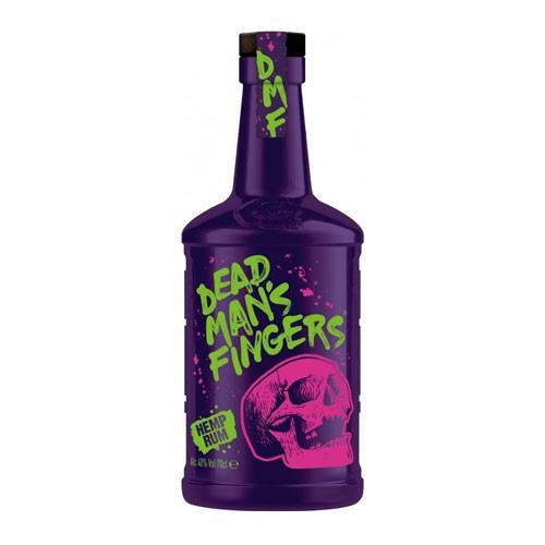 Dead Mans Fingers Hemp Rum 70cl Image 1