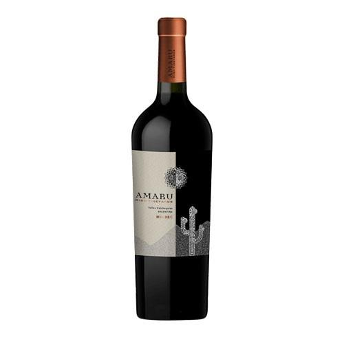 Amaru High Vineyards Malbec 2019 75cl Image 1