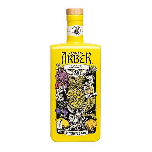 Agnes Arber Pineapple Gin 70cl Image 1