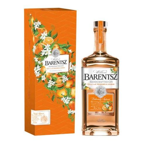 Willem Barentsz Mandarin & Jasmine Gin 70cl Image 1