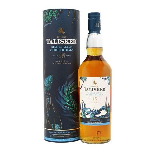 Talisker 2002 15 years old Special Release 2019 70cl Image 1