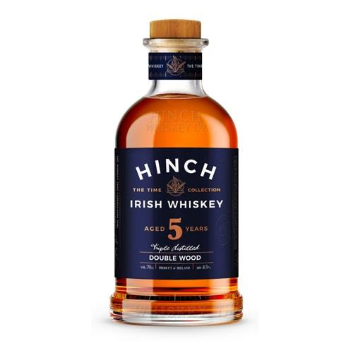 Hinch 5 years old Double Wood Irish Whiskey 70cl Image 1