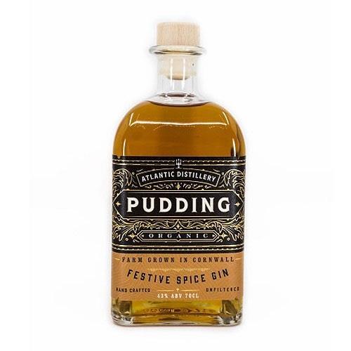 Atlantic Distillery Pudding Cornish Gin 43% 70cl Image 1