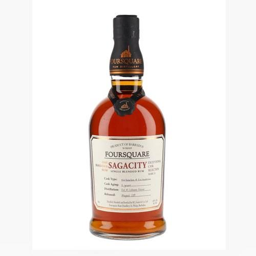 Foursquare Sagacity 12 years old Rum 70cl Image 1