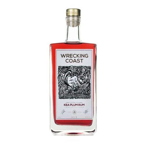 Kea Plum Rum Liqueur Wrecking Coast 50cl Image 1