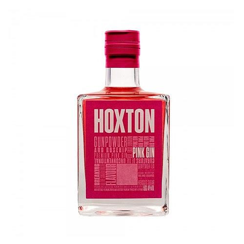 Hoxton Pink Gin 50cl Image 1