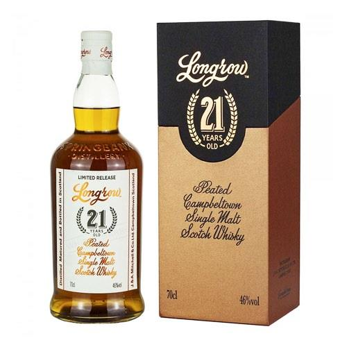 Longrow 21 Year Old 2019 Release 70cl Image 1