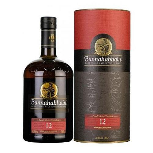 Bunnahabhain 12 Year Old 70cl Image 1