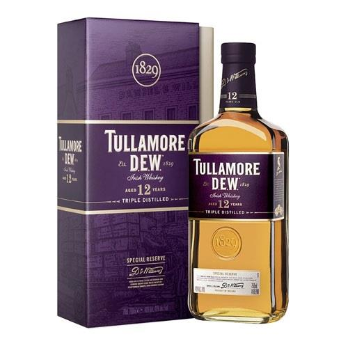 Tullamore Dew 12 years old 40% Image 1