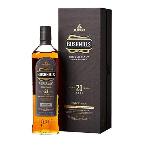 Bushmills 21 years old 40% 70cl Image 1