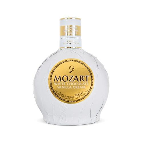 Mozart White Chocolate Liqueur 50cl Image 1