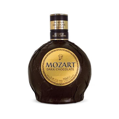 Mozart Black Chocolate Liqueur 50cl Image 1
