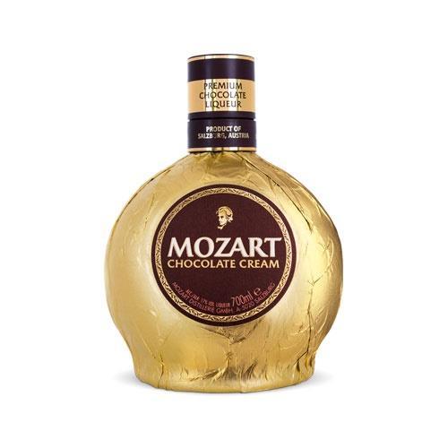 Mozart Chocolate Liqueur 50cl Image 1