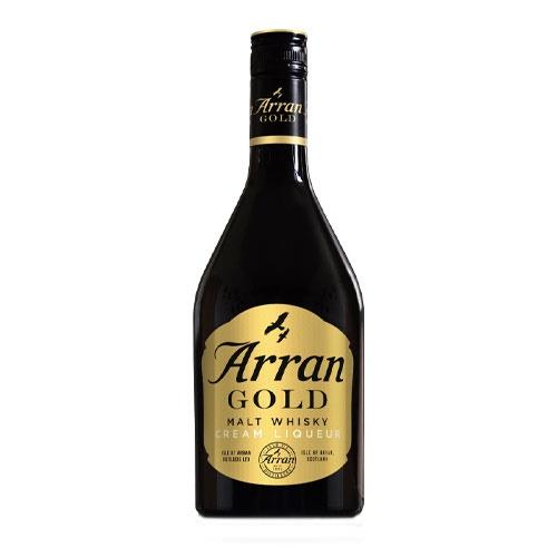 Arran Gold Cream Liqueur 17% 70cl Image 1
