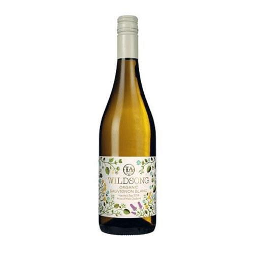 Wildsong Organic Sauvignon Blanc 2021 75cl Image 1