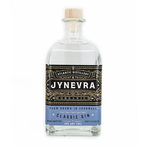 Atlantic Distillery Jynevra Cornish Organic Gin 40% 70cl Image 1