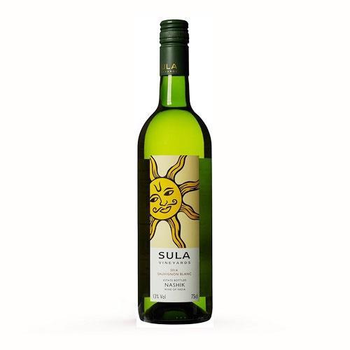 Sula Sauvignon Blanc 2012 75cl Image 1