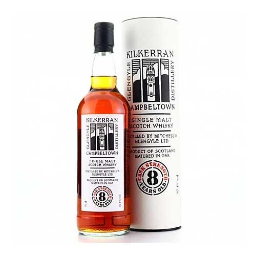 Kilkerran Cask Strength 8 Years Old 57.1 Image 1