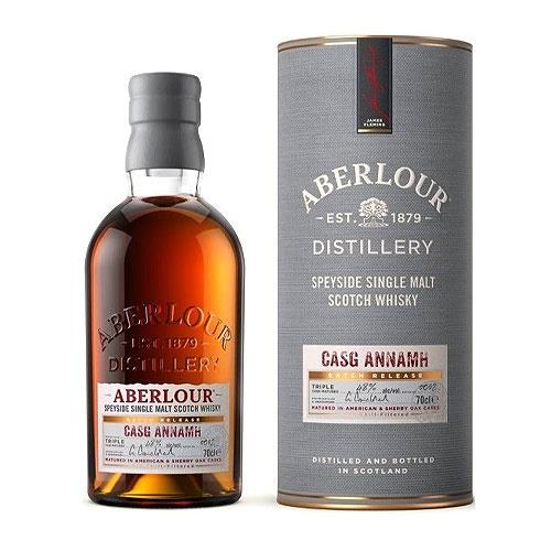 Aberlour Casg Annamh Batch No.004 48% 70cl Image 1
