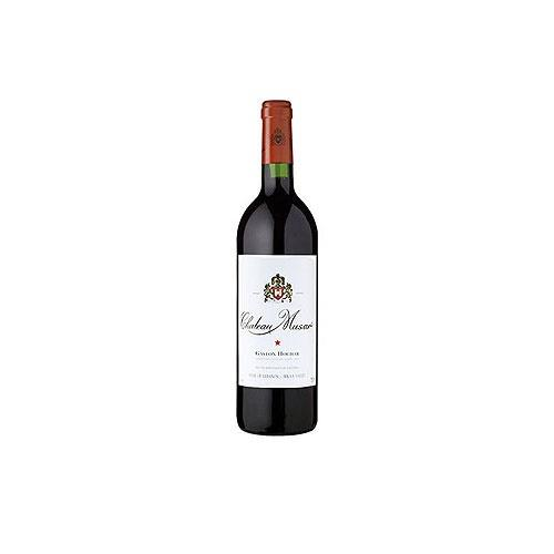 Chateau Musar 1996 Rouge 375ml Image 1
