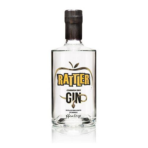 Rattler Cornish Dry Gin 70cl Image 1