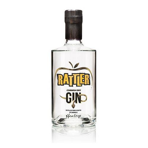 Rattler Cornish Dry Gin 70cl Image 1