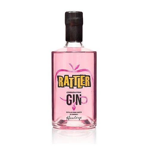 Rattler Cornish Pink Gin 70cl Image 1
