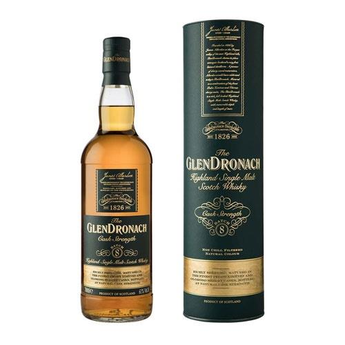 Glendronach Cask Strength Batch 8 70cl Image 1