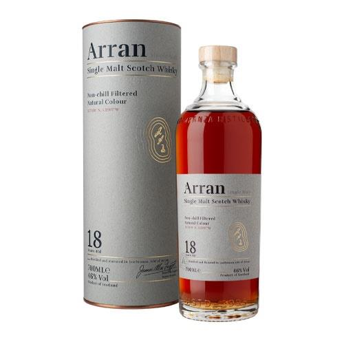 Arran 18 Year Old 70cl Image 1