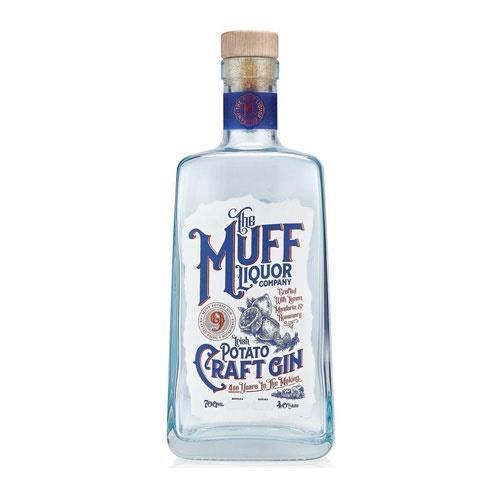 Muff Liquor Company Potato Gin 70cl Image 1