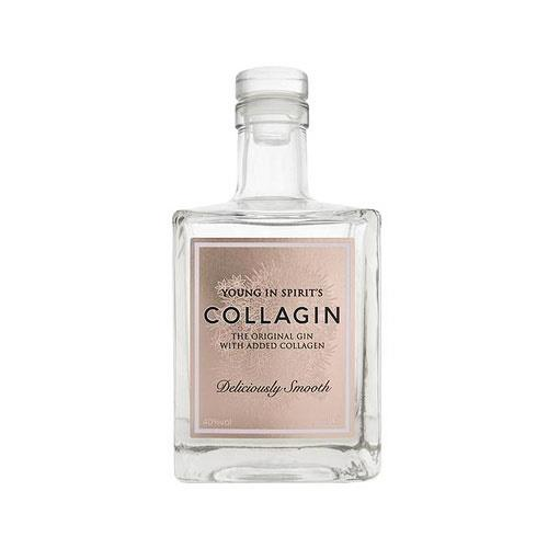 Collagin Gin 50cl Image 1