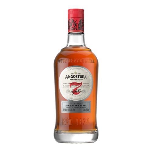 Angostura 7 years old Dark Rum 40% 70cl Image 1