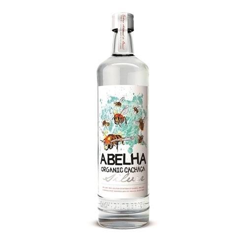 Abelha Silver Organic Cachaca 38% 70cl Image 1