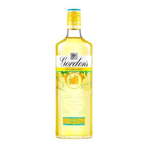 Gordon's Sicilian Lemon Gin 70cl Image 1